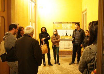Conversa com alunos do curso de turismo da UFPEL - cadeira patrimônio histórico, na companhia do amigo Felipe Nóbrega