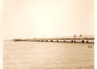 Porto de Santa Vitória na Lagoa Mirim