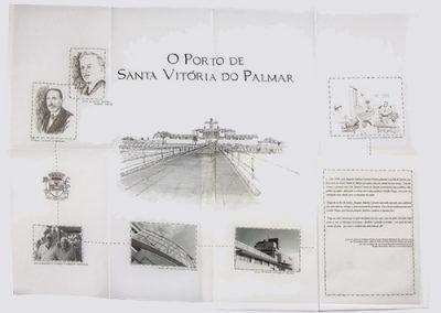 Livro de Artista - O Porto de Santa Vitória do Palmar