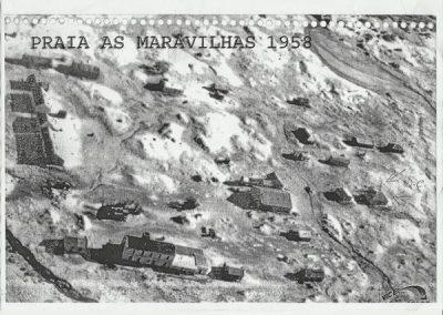 Praia As Maravilhas - 1958