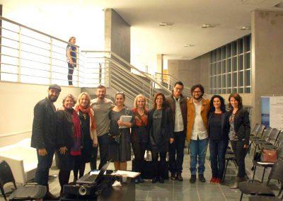 Participante da mostra Travessia: O Mesmo e o Outro - Curadoria de Lurdi Blauth - FEEVALE - Novo Hamburgo, RS