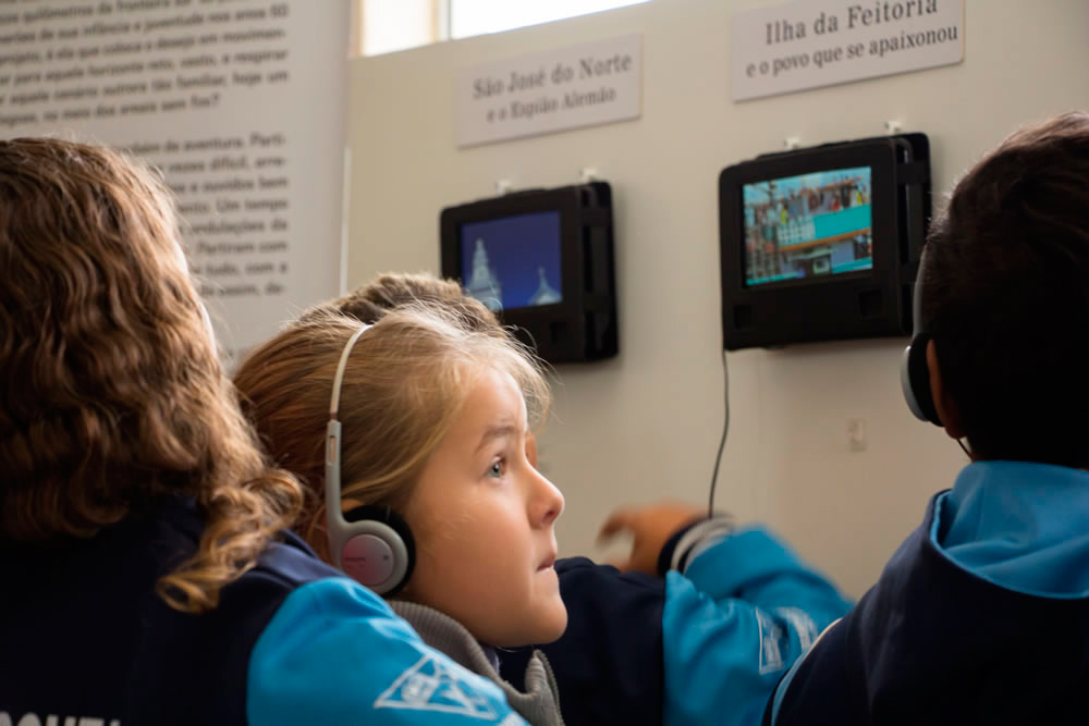 Exposição em São José do Norte
