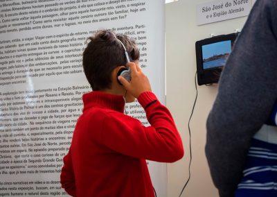 Exposição Projeto Maravilhas - Hidroviária de São José do Norte