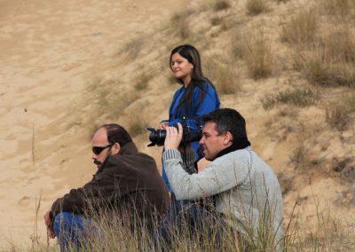 Encontro sobre as areias- Areal RS - Rogério Marques, André Severo