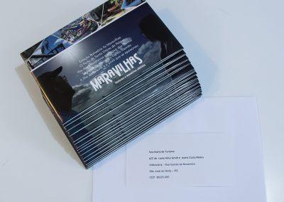 DVDs entregues às escolas de São José do Norte