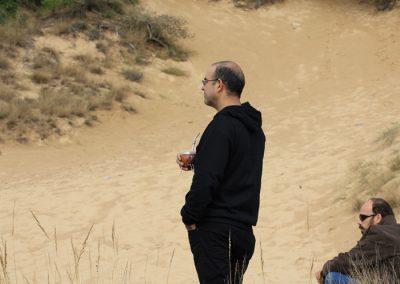 Encontro sobre as areias- Areal RS - Renato Almendares e Rogério Marques