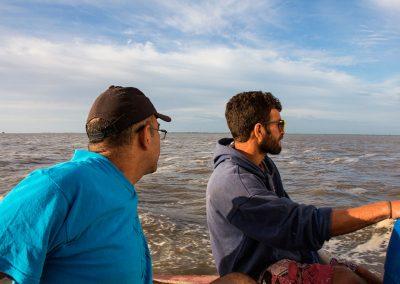 Renato e Jacaré - Rumo à Ilha da Feitoria