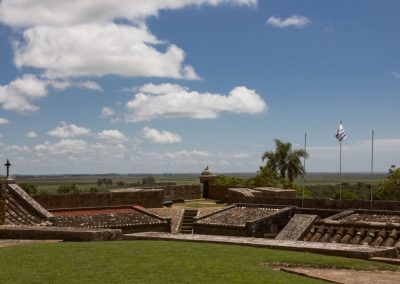 Forte de São Miguel - Uruguai