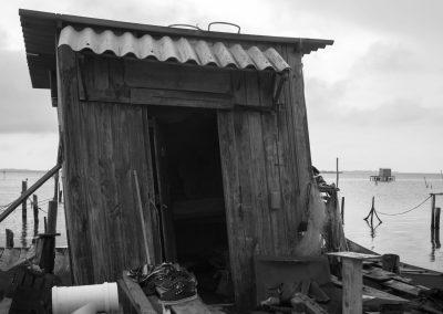 Lagoa dos Patos - São José do Norte - Casa do Jacaré